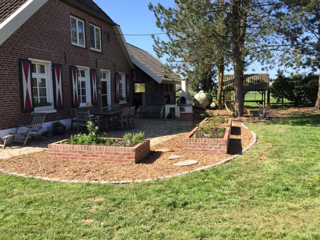 Favorit Landhausstil und Bauerngarten bringen Farbe und Abwechslung SB91