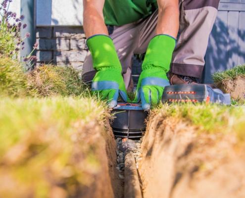 Garten- und Landschauftsbauer gesucht bocholt Innovatio GmbH Gartenbau Landschaftsbau Gartengestaltung Beispiele Bocholt Rhede Gartenplanung Bewässerungssystem