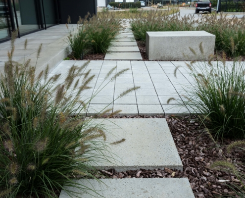 Gartenbeispiele in Bocholt Gärtner Innovatio Landschaftbau und Gartenbau Bocholt Rhede Gartengestaltung Beispiele