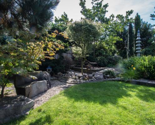 Innovatio GmbH Landschaftsbau und Gartenbau Gartengestaltung Beispiele Bocholt Rhede Gartenplanung
