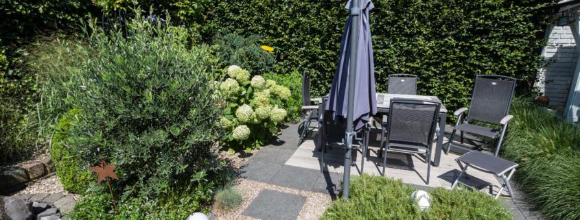 Innovatio GmbH Landschaftsbau Gartengestaltung Beispiele Bocholt Rhede Gartenplanung