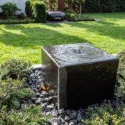 Quellstein Landschaftsbau Garten Innovatio Wasser im Garten